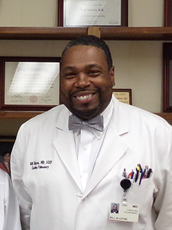 William F. Alleyne, II, MD, FCCP